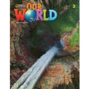 Our World 3 Bundle (Student's Book + Workbook + eBook + Online Practice) 2nd Edition