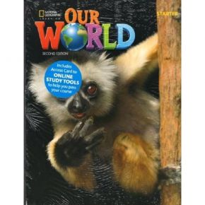 Our World Starter Bundle (Student's Book + Workbook + eBook + Online Practice) 2nd Edition