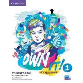 Own It! 1 - Student's Book (+ Extra Practice)