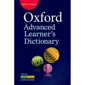 Oxford Advanced Learner's Dictionary (+DVD+Online Access Code)