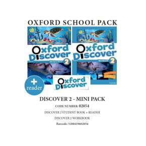 Oxford Discover 2 Mini Pack - 02054