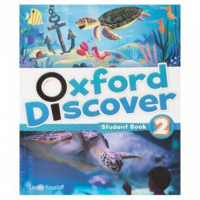 Oxford Discover 2 - Student's Book (Βιβλίο Μαθητή)