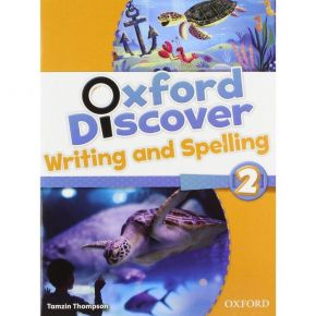 Oxford Discover 2 - Writing & Spelling Book