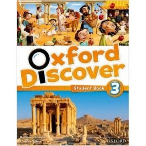 Oxford Discover 3 - Student's Book (Βιβλίο Μαθητή)
