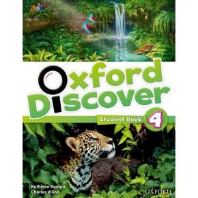 Oxford Discover 4 - Student's Book (Βιβλίο Μαθητή)