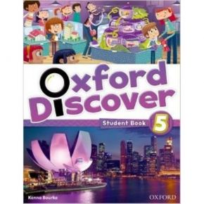 Oxford Discover 5 - Student's Book (Βιβλίο Μαθητή)
