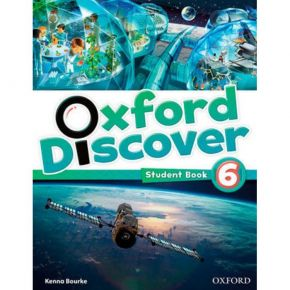Oxford Discover 6 - Student's Book (Βιβλίο Μαθητή)