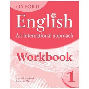 Oxford English An International Approach 1 - Workbook (Βιβλίο Ασκήσεων)