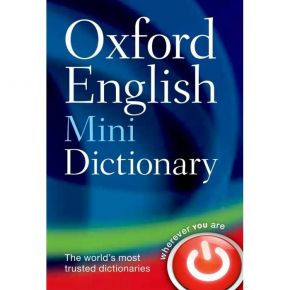 Oxford English Mini Dictionary - ΑγγλοΑγγλικό