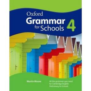 Oxford Grammar For Schools 4 - Student's Book (Βιβλίο Μαθητή+DVD)