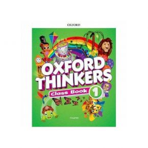 Oxford Thinkers Smart Pack 1 - 02382