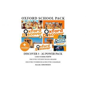 Pack Discover 3 - 2G Power Pack