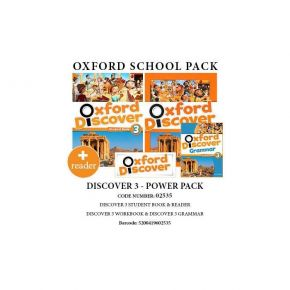 Pack Discover 3 Power Pack - 02535