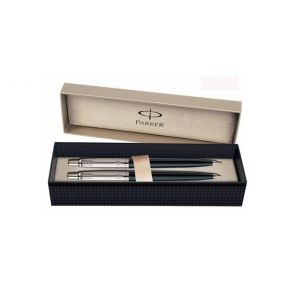 Parker Set Δώρου Στυλό Jotter Black Ballpoint & Mechanical Pencil CT