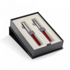 Parker Set Κασετίνα Δώρου Στυλό Jotter Originals Red Ballpoint & Roller Ball