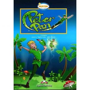 Peter Pan Reader (+ Audio CDs & DVD Video PAL/NTSC)