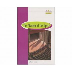 Phantom Of The Opera - Book Reader & Glossary & Answer Key (C Class)