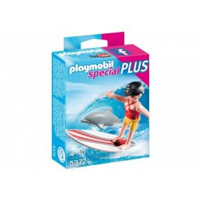 Playmobil 5372 Σέρφερ Με Σανίδα