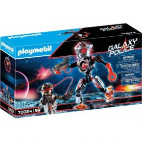 Playmobil 70024 Galaxy Pirate Και Ρομπότ