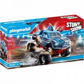 Playmobil 70550 Shark Monster Truck Καρχαρίας