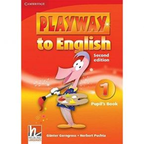 Playway To English 1 - Student's Book (Βιβλίο Μαθητή)