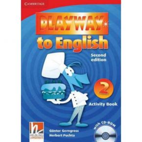 Playway To English 2 - Activity Book (Βιβλίο Ασκήσεων+CD)