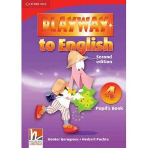 Playway To English 4 - Student's Book (Βιβλίο Μαθητή)
