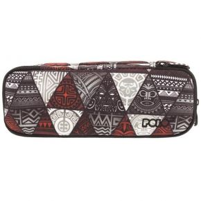 Polo Κασετίνα Οβάλ Pencil Case Patterns Boy