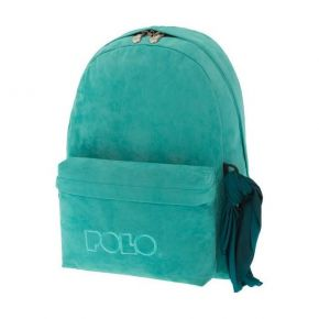 Polo Σακίδιο Πλάτης Backpack With Scarf Velvet Βεραμάν