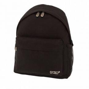 Polo Τσάντα Πλάτης Νηπίου Backpack Mini Μαύρο 2019