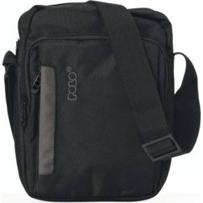 Polo Τσαντάκι Ώμου X-Case Large Black