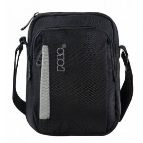 Polo Τσαντάκι Ώμου X Case Small Black