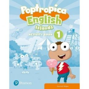 Poptropica English Islands 1 - Activity Book (Βιβλίο Ασκήσεων)