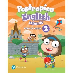 Poptropica English Islands 2 - Pupils Book (+Online Internet Access Code)