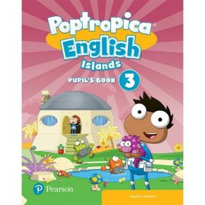 Poptropica English Islands 3 - Pupils Book (+Online Internet Access Code)