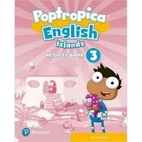 Poptropica English Islands 3 - Pupils Book (Βιβλίο Ασκήσεων)