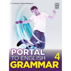 Portal To English 4 - Grammar Book