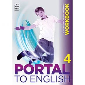 Portal To English 4 - Workbook