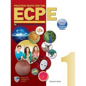 Practice Tests For The ECPE Book 1 (Revised 2021 Format)