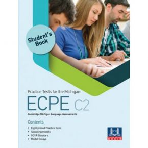 Practice Tests For The ECPE C2 Student's Book