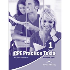 Practice Tests For The Revised CPE 1 - Student's Book (Βιβλίο Μαθητή)