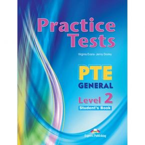 Practice Tests PTE General Level 2 - Student's Book (Βιβλίο Μαθητή)