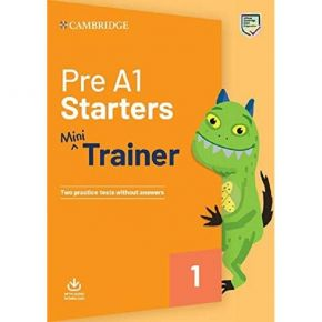 Pre A1 Starters Mini Trainer (+ Audio Download)