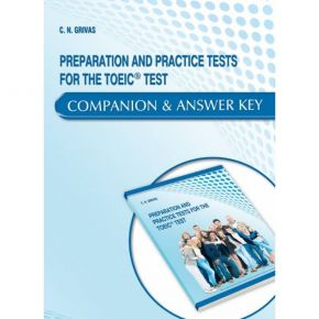 Preparation And Practice Tests For The TOEIC Test - Companion (+Answer Key)