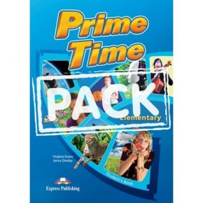 Prime Time 1 Elementary - Power Pack
