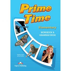 Prime Time 1 Elementary - Workbook & Grammar Book