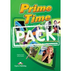 Prime Time 2 Pre Intermediate - Power Pack