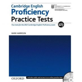 Proficiency Pracitce Tests - Student's Book (With Key+CD)