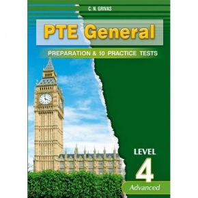 PTE General 4 Advanced Preparation And 10 Practice Tests - Student's Book