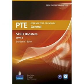 PΤΕ General Skills Boosters 2 - Student's Book (Βιβλίο Μαθητή+CD)